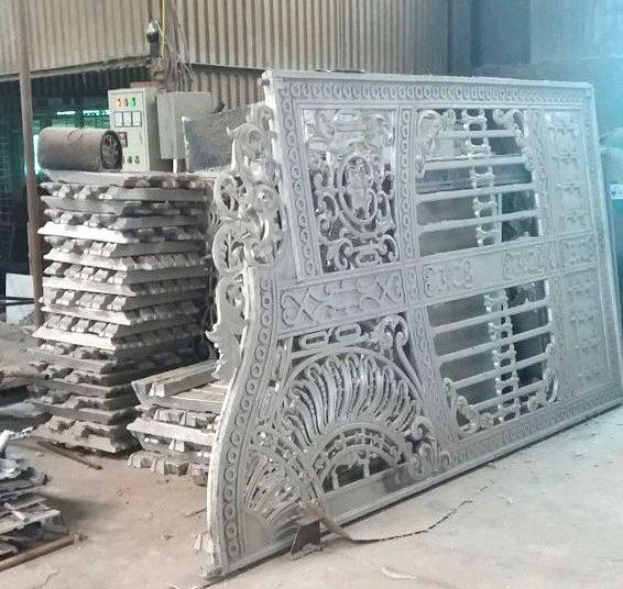 Sản xuất cổng đẹp